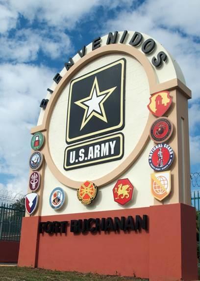 USAG Fort Buchanan